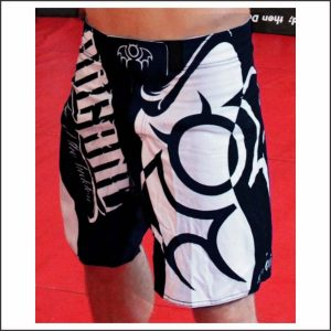 Renegade MMA Shorts Black